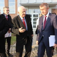 Visit of the Prime Minister of the Czech Republic